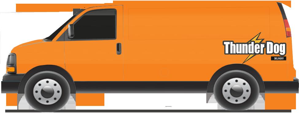 Thunderdogdelivery_cargo_van